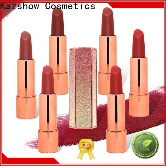 Kazshow cosmetic lipstick from China for women