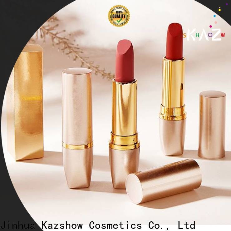 Kazshow velvet lipstick online wholesale market for lips makeup