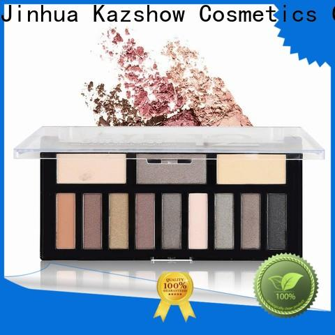 Kazshow professional makeup palettes wholesale products for sale for eyes makeup