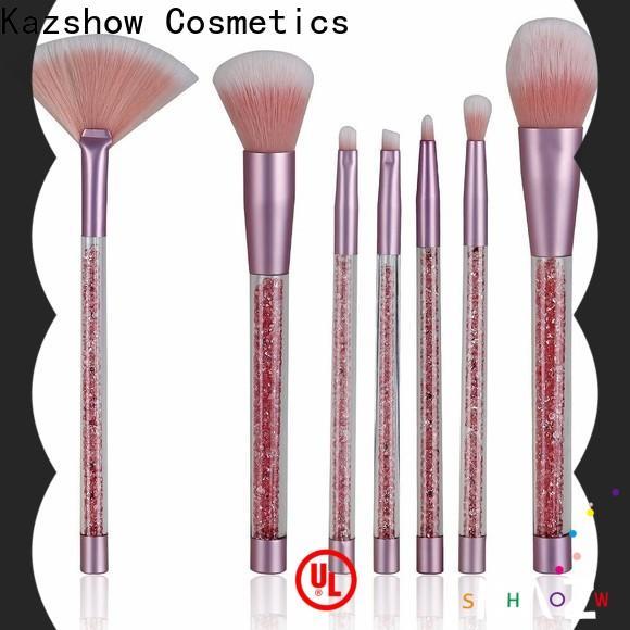beautiful design full makeup brush set directly sale for cheek makeup