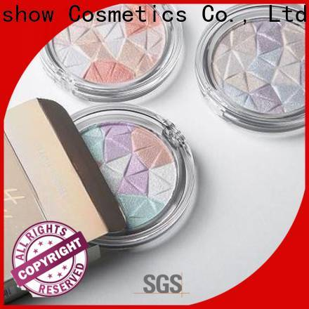 Anti-smudge face highlighter powder buy products from china for ladies