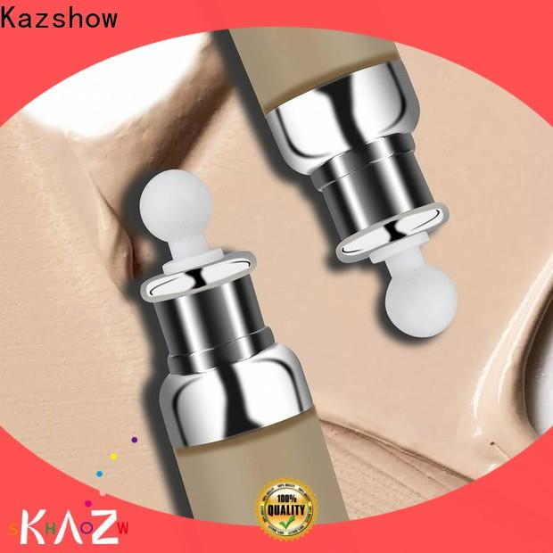 Kazshow full cover good foundation promotion for oil skin
