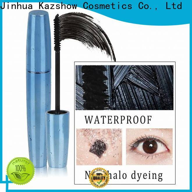 Kazshow long lasting 3d mascara wholesale products for sale for young ladies