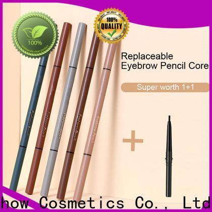 Kazshow unique design black eyebrow pencil factory for business