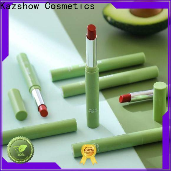 Kazshow red lipstick makeup from China for lips makeup