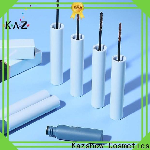 Kazshow Anti-smudge eyelash mascara wholesale products for sale for eyes makeup