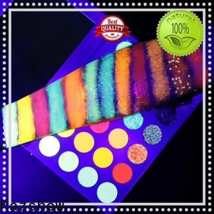 Kazshow Anti-smudge pro eyeshadow palette china products online for beauty
