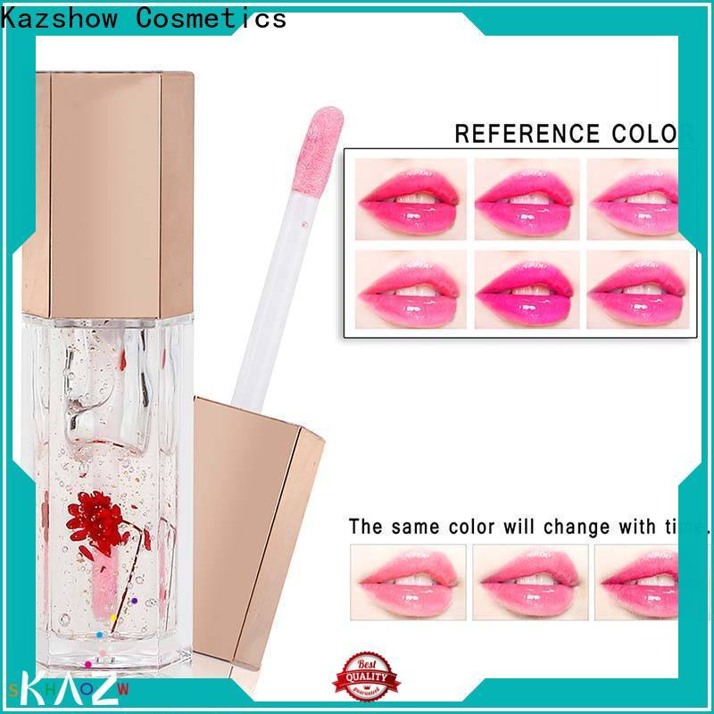 Kazshow lip gloss oil wholesale for women