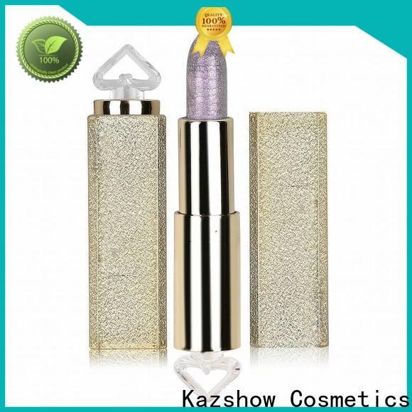 Kazshow unique design lipstick set online wholesale market for lipstick
