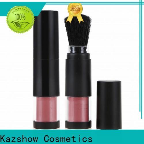 Kazshow natural blush makeup supplier for face makeup