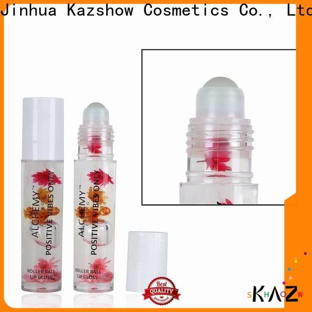 Kazshow popular lip comfort oil personalized for lip