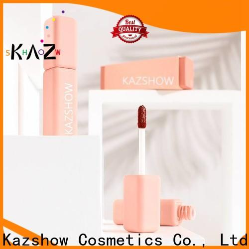 Kazshow shiny lip gloss china online shopping sites for business