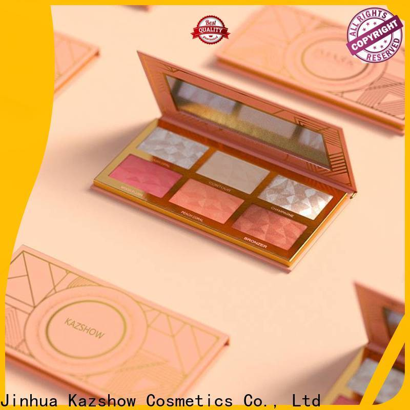 Kazshow blush makeup factory price for highlight makeup