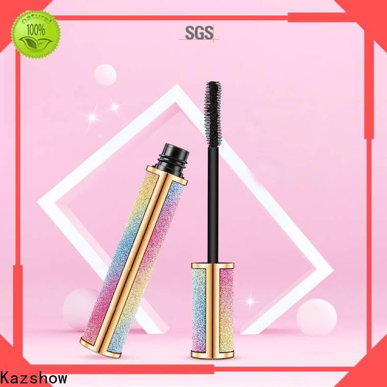 Kazshow thicken eyelash mascara china products online for eyes makeup