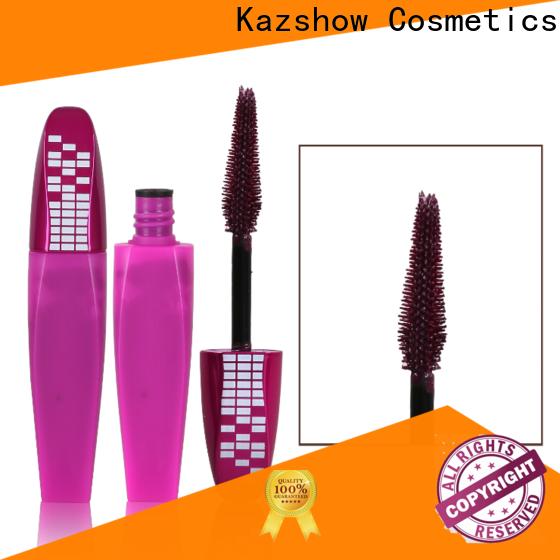Kazshow thicken 3d mascara cheap wholesale for eye