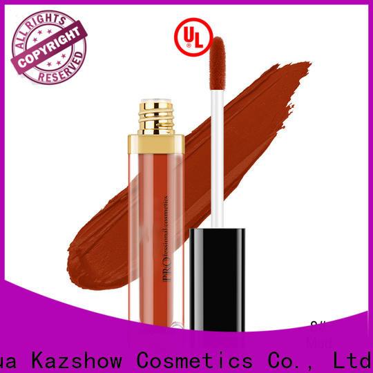 Kazshow light pink lip gloss china online shopping sites for lip makeup