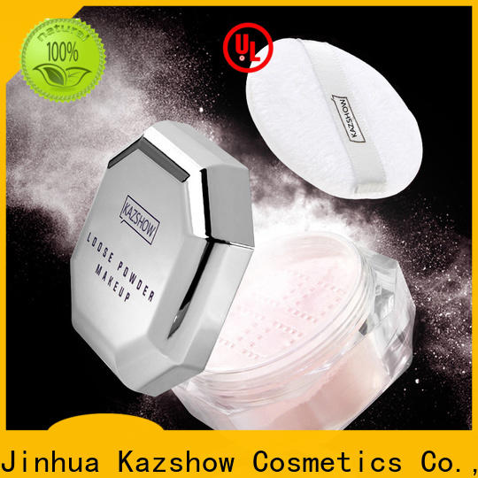 Kazshow face setting powder buy products from china for oil skin