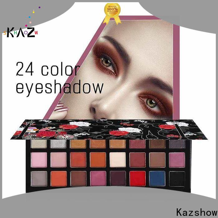 Kazshow eyeshadow makeup china products online for eyes makeup