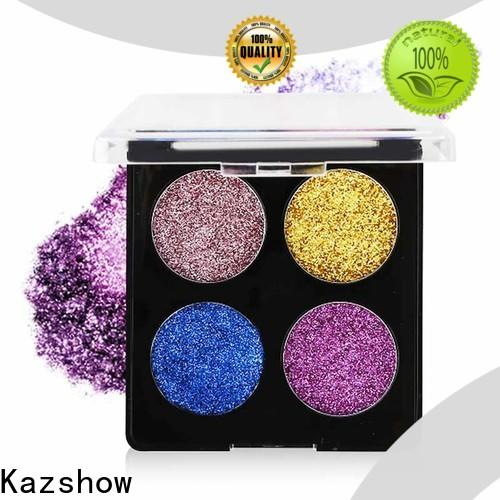 Kazshow waterproof cream eyeshadow palette china products online for eyes makeup
