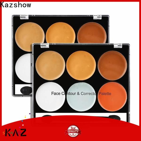 Kazshow makeup concealer palette directly sale for beauty