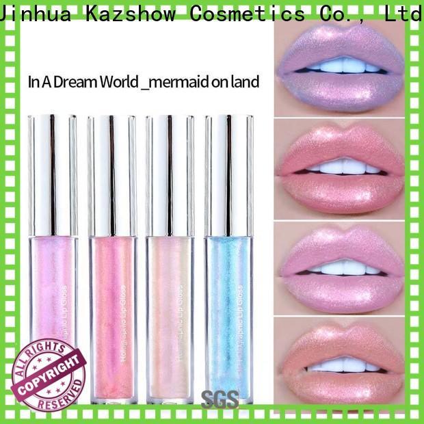 Kazshow light pink lip gloss china online shopping sites for business