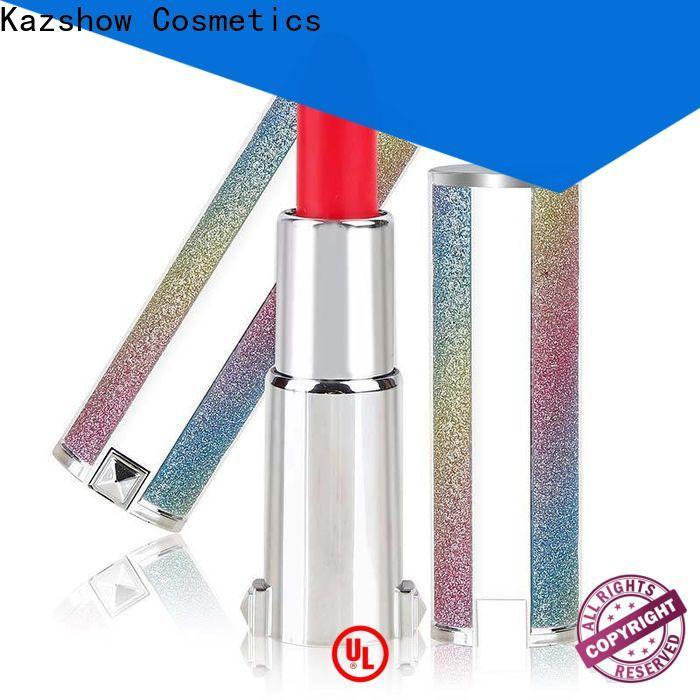 Kazshow unique design wholesale lipstick online wholesale market for lipstick