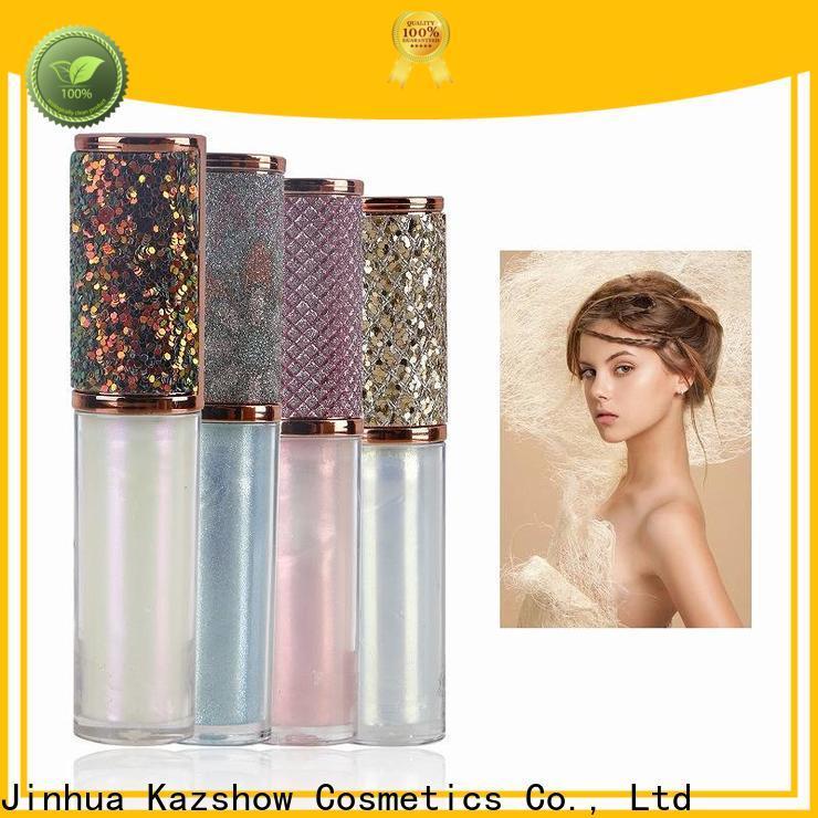 Kazshow non-stick shiny lip gloss china online shopping sites for business