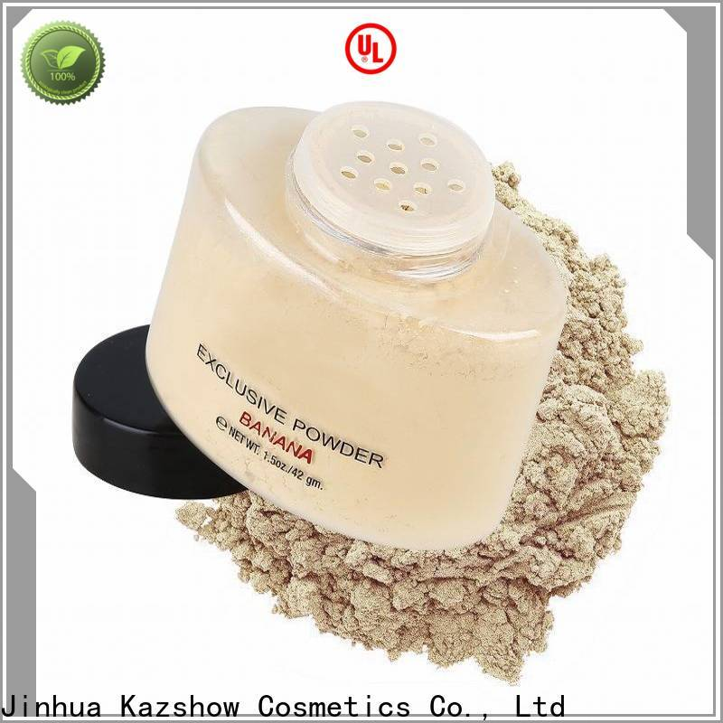 Kazshow popular translucent face powder buy products from china for face