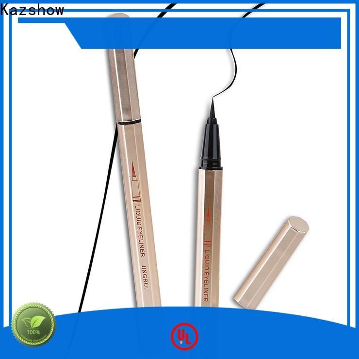 Kazshow best liquid eyeliner pen promotion for makeup