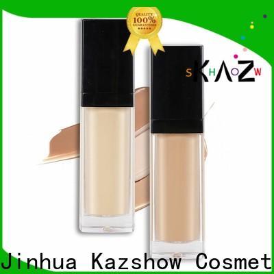Kazshow best long lasting foundation on sale for oil skin