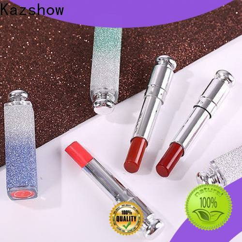 Kazshow trendy colour lipstick wholesale products to sell for lips makeup