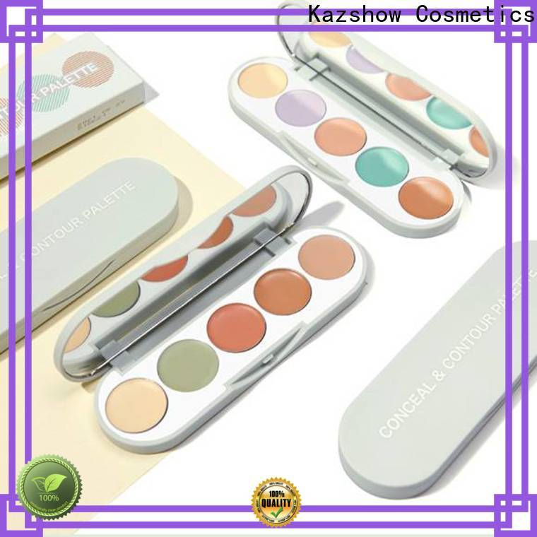 Kazshow waterproof concealer cream for face directly sale for face makeup