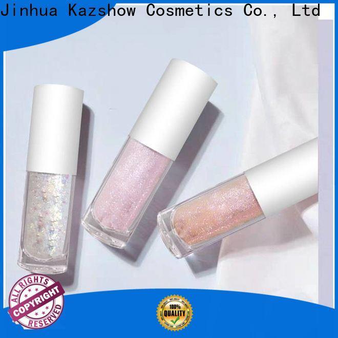 Kazshow liquid shimmer eyeshadow personalized for eyeshadow