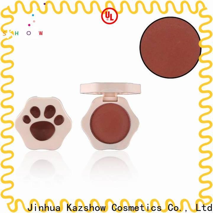 natural mousse blush supplier for face makeup