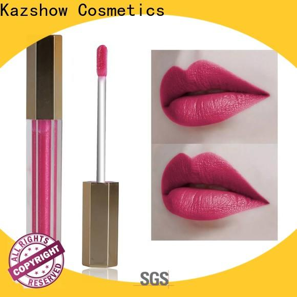 sparkly lip plumper lip gloss environmental protection for lip makeup