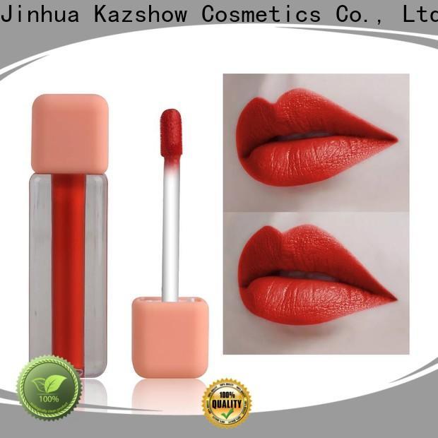 Kazshow tinted lip gloss china online shopping sites for lip makeup
