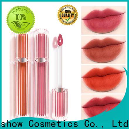Kazshow non-stick good lip gloss china online shopping sites for lip makeup