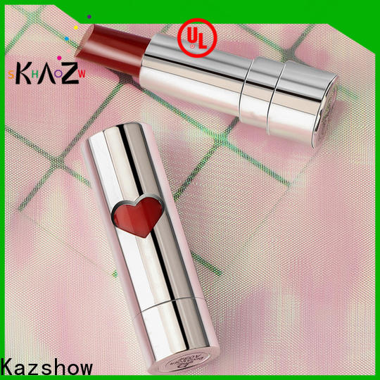 Kazshow long lasting colour lipstick wholesale products to sell for lips makeup