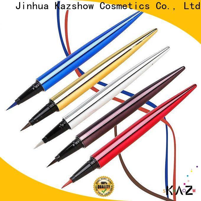 glitter best liquid eyeliner pen promotion for eyes makeup
