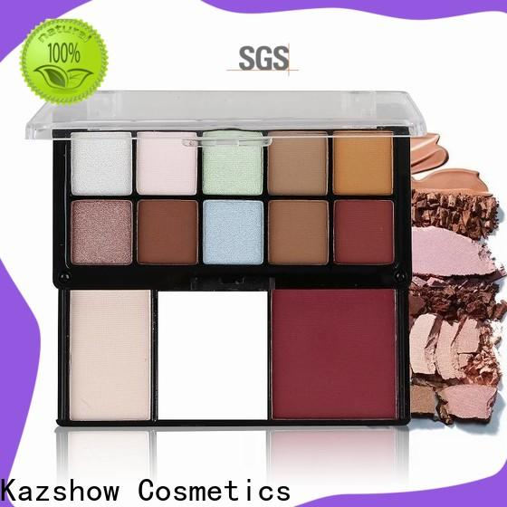 Kazshow permanent naked cherry eyeshadow palette looks bulk buy for beauty