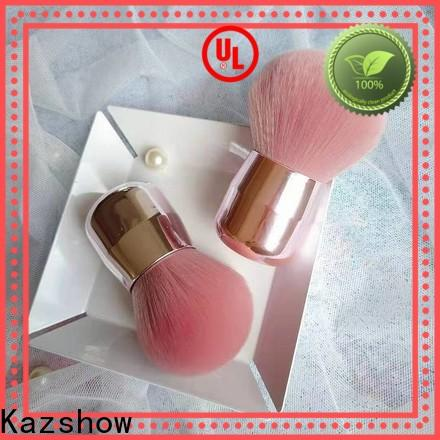 Kazshow Custom brush blush on company for cheek makeup