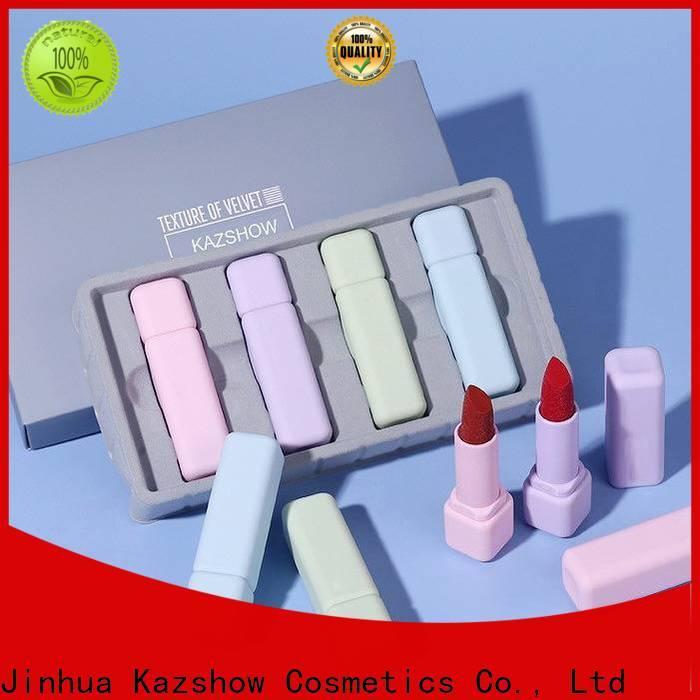 Kazshow long lasting nars mini lipstick Suppliers for lipstick