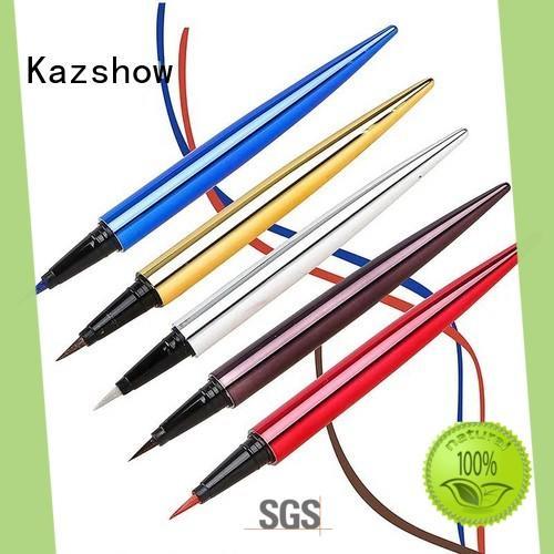 Kazshow glitter eyeliner pen on sale for eyes makeup