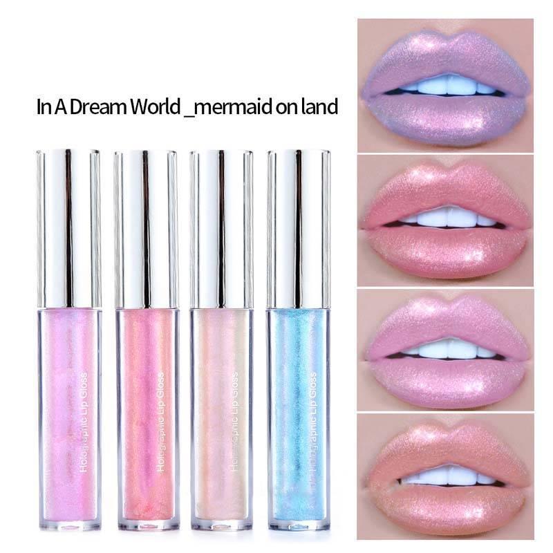Holographic Lipgloss Popular Lip Gloss Nice design