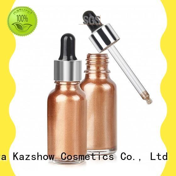 Kazshow shinning highlighter powder directly price for ladies