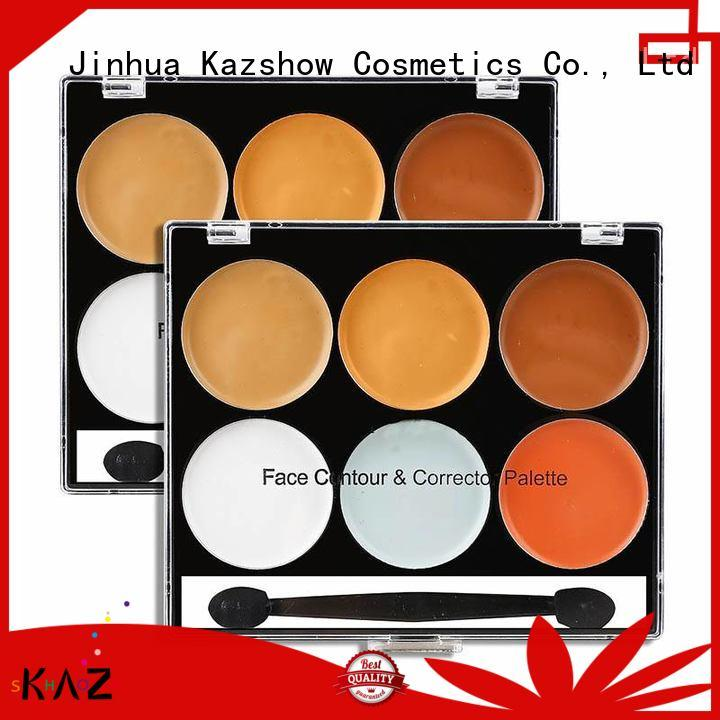 Kazshow concealer cream for face china wholesale website for cosmetic