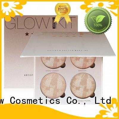 Kazshow nice design best powder highlighter directly price for face makeup