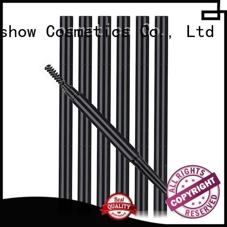 Kazshow waterproof eyebrow pencil design for eyebrow