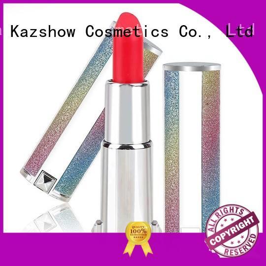 Kazshow long lasting most popular lipstick for lipstick