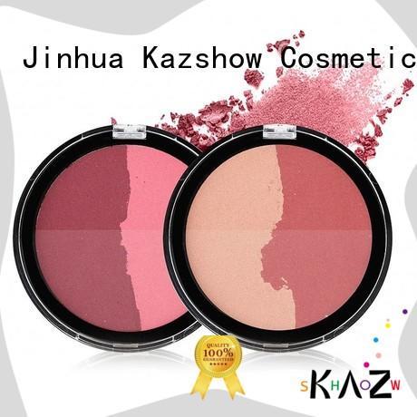 Kazshow blush makeup factory price for face makeup